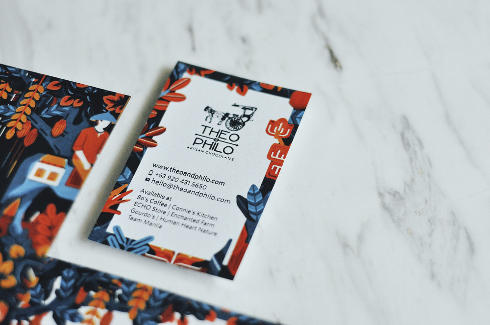 Theo philo plus63 design co business card reheart Gallery